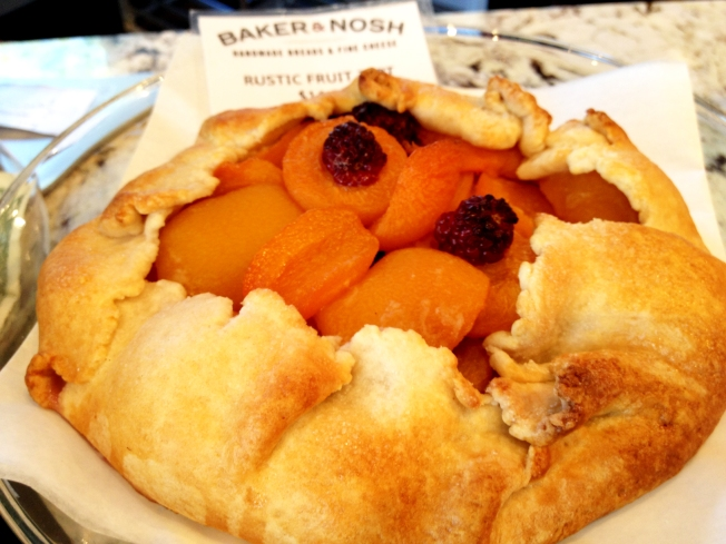 Make Baker & Nosh's Rustic Fruit Tart At Home