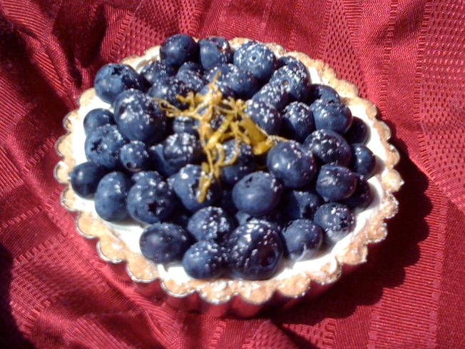 Homemade Tarts From The Farmer's Market