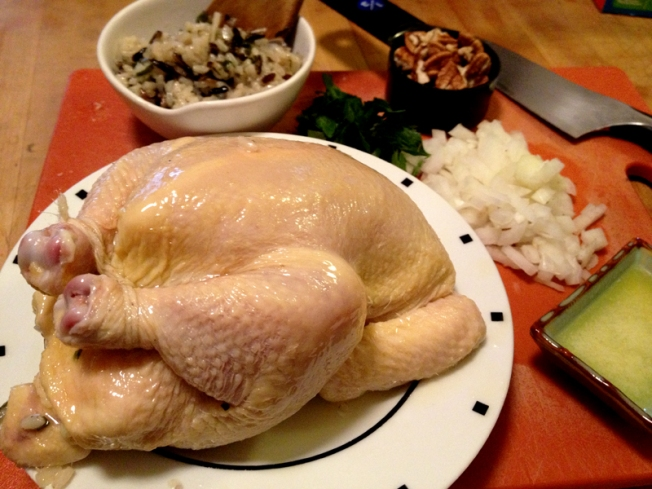 Cornish Hens Replace Turkey For Thanksgiving