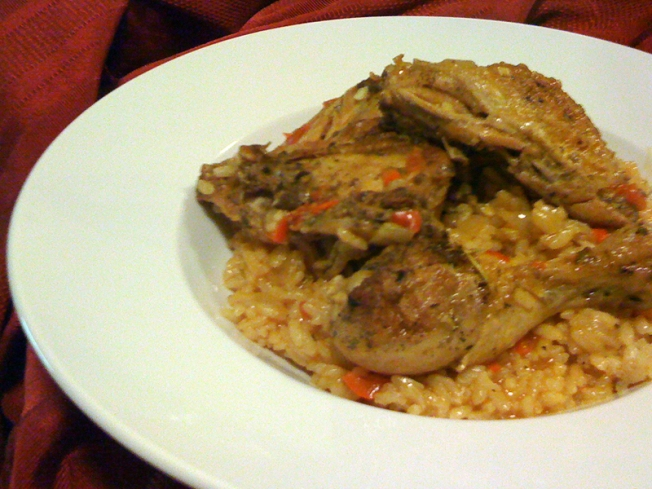 Flavors of Cuba: Arroz Con Pollo and Ropa Vieja