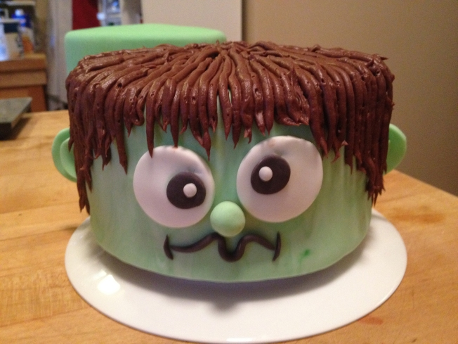 Waynes Weekend Frankenstein Cake Nbc Chicago