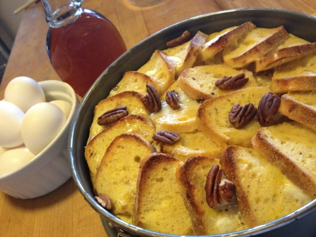 Celebrate Mother's Day With A French Toast Casserole For Her