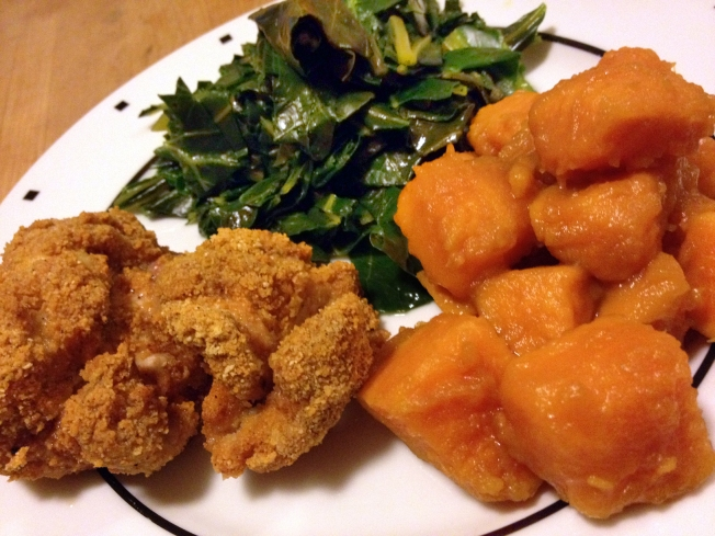 Soul food recipes direct from texas nbc chicago soul food recipes direct from texas forumfinder Choice Image