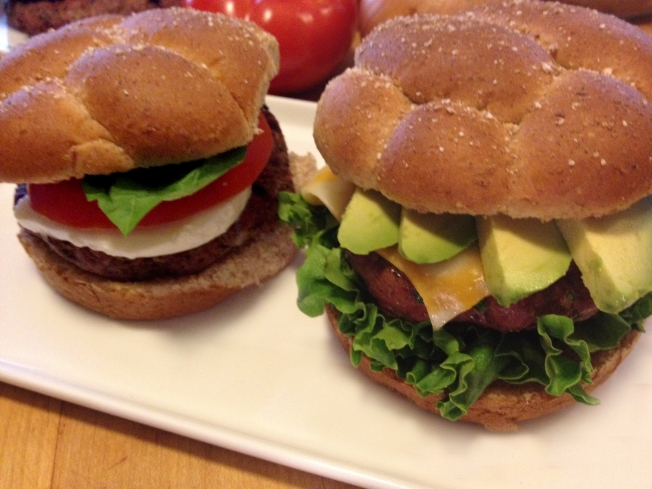 Two Burgers That Will Add Spice To Your Grilling Season