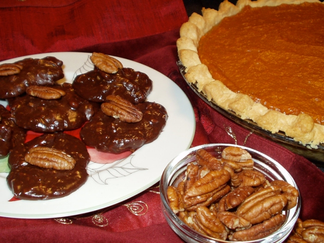 Wayne: Fried Turkey, Chocolate Pralines are Holiday Favorites