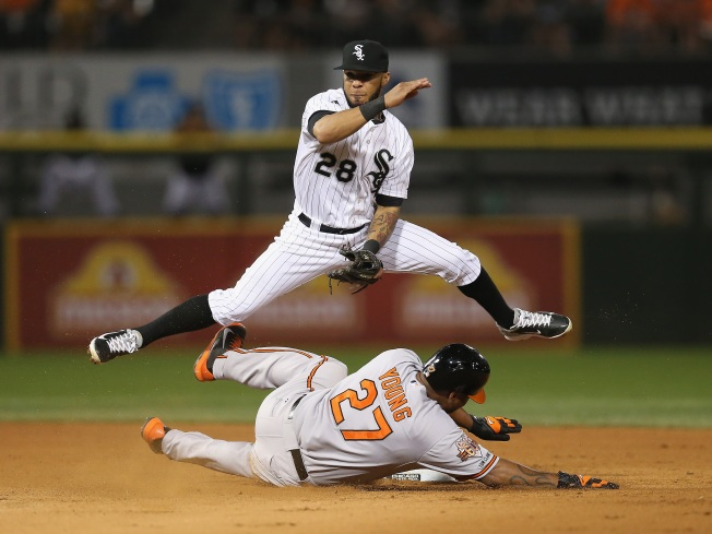 White Sox Top Orioles 4-3