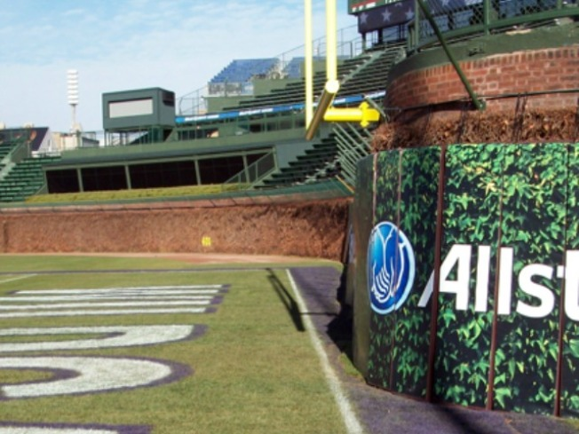 Cubs Get Go-Ahead To Move Wall