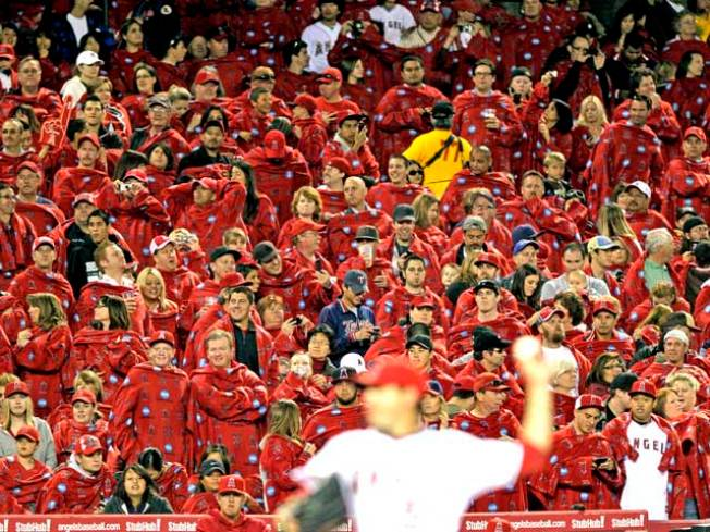 Attention Angels Fans, Please Remain Cozy