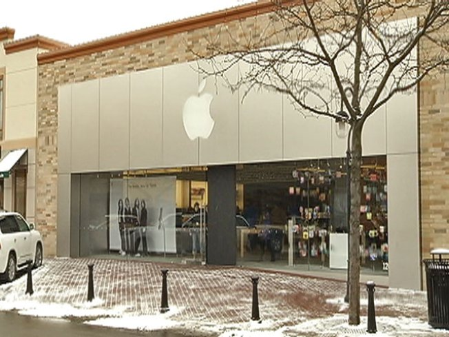 Thieves Grab $30,000 Worth of Apple Computers