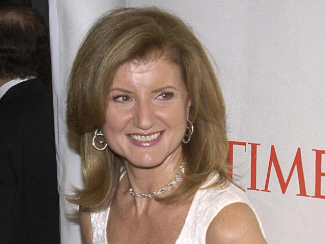 See Arianna Huffington at Columbia College