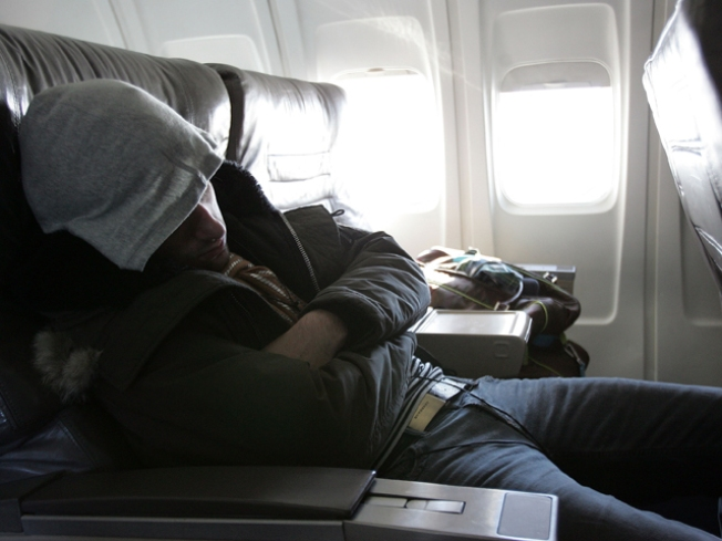 Sleeping Woman Left on Plane for Cleaning Crew to Find