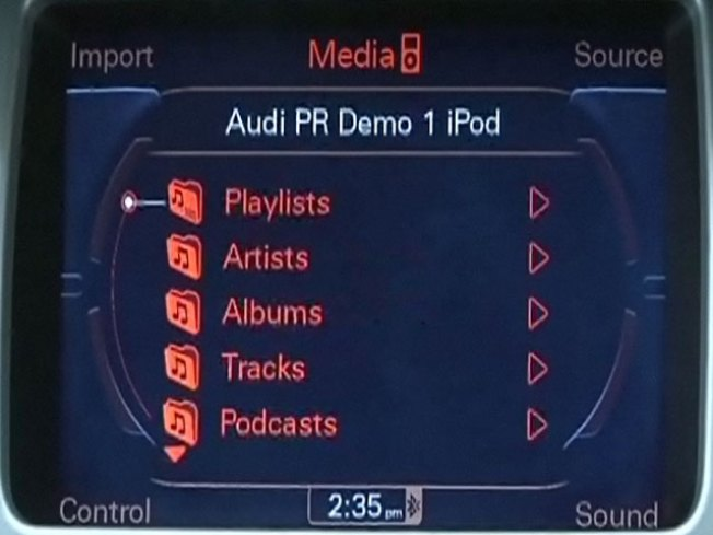 Automakers Race to Keep up with iPod