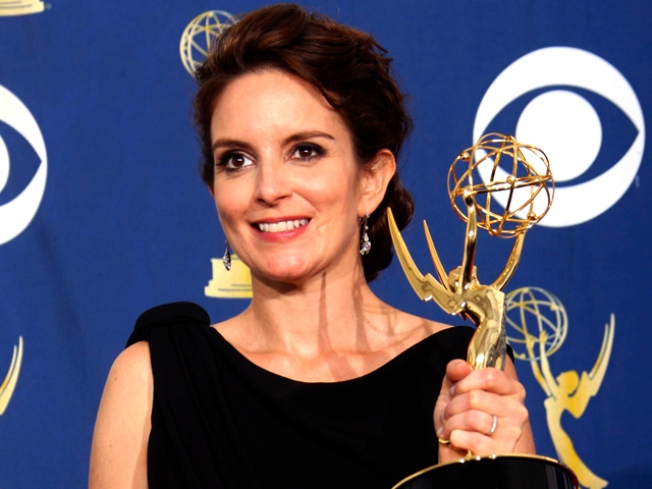 """30 Rock,"" ""Mad Men"" Win Again at Emmys"