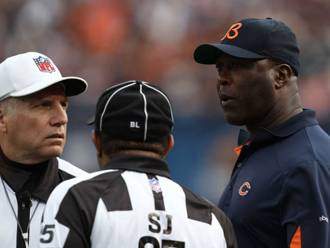 Red Flags for Lovie