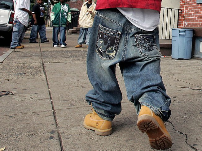 "Local Rights Groups Call for ""Baggy Pants"" Apology"