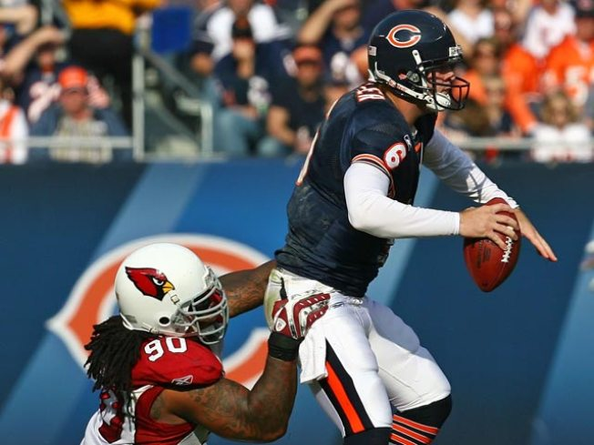 LIVE CHAT: Bears vs. Cardinals