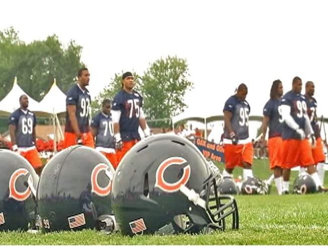 Lovie Draws Inspiration from Bears of Yesteryear