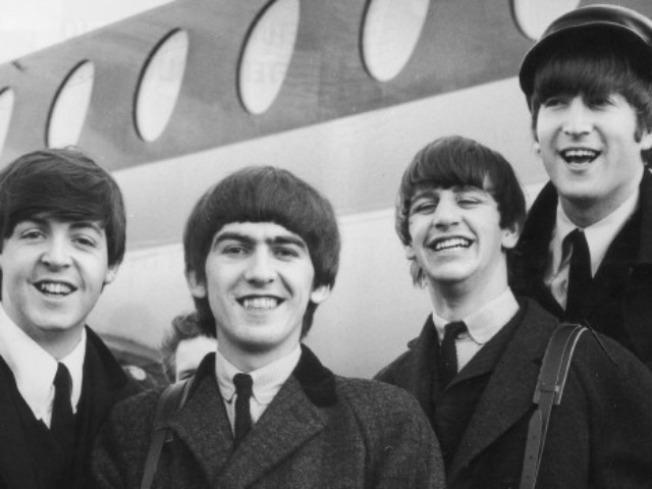 Unpublished Beatles Photos Go On Display