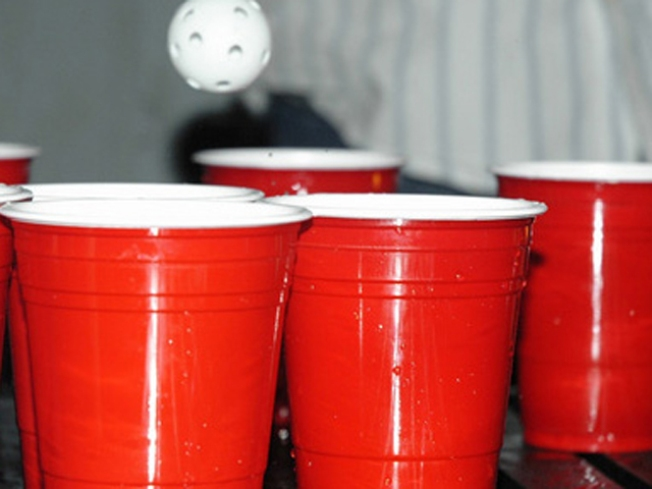 Local Student Seeks World Beer Pong Crown