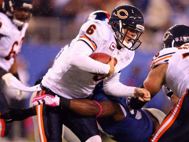 Why Jay Cutler's Lack of Pink Made Him a Target