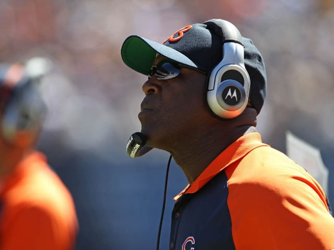 How Will Lovie Smith and the Bears Rebound from Their Giant Loss?