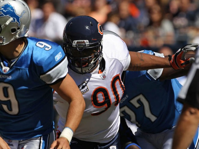 Why Julius Peppers Made Us Proud in Accepting a NFL Fine