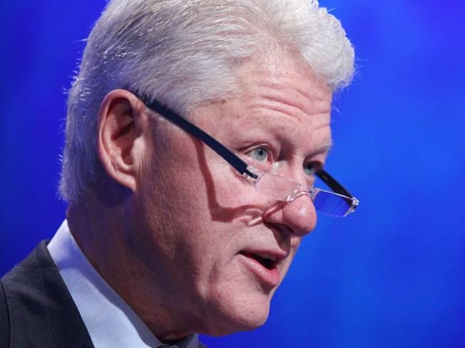 Bill Clinton: Haitian Temporary Status OK by Me
