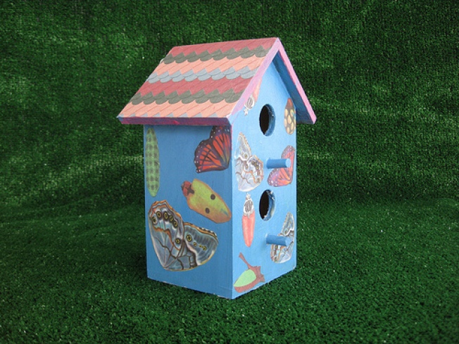 A Little Birdhouse in Your Soul