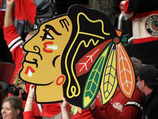 "Hawks Headlines: NHL Unveils New ""Chrome"" Hawks Logo"
