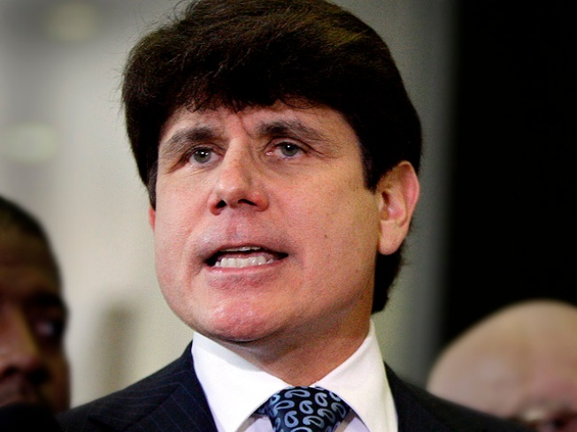 Guilty on Only One Count, Blago Taunts Government