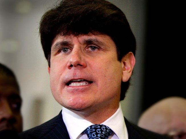 Blagojevich Wishes Items Weren't Auctioned