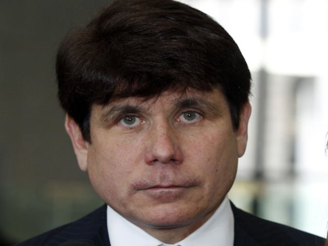 Blago Stumbles Through Day 4 Testimony