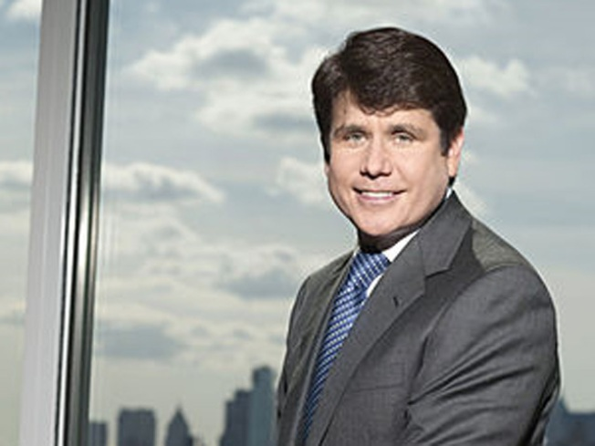 Big Funds Being Spent in Blago's Defense
