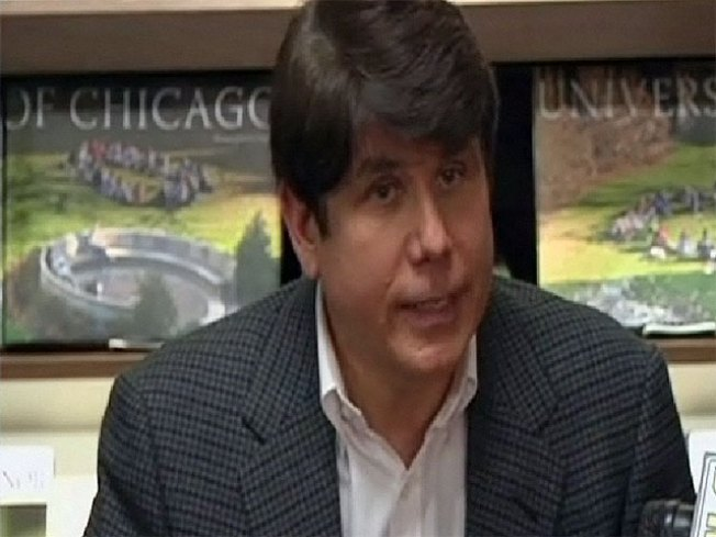 Blagojevich Kicks Off Book Tour, Blasts Prosecution