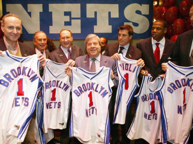 Russian Oligarch Will Save Nets to Save Russian Basketball