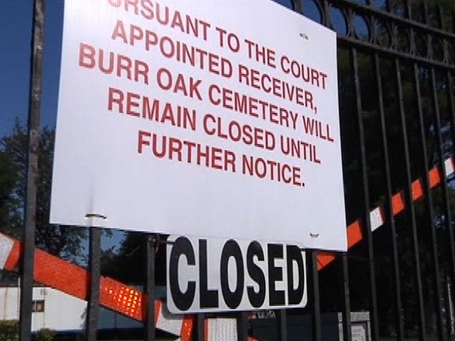 Owner Regains Control of Desecrated Burr Oak