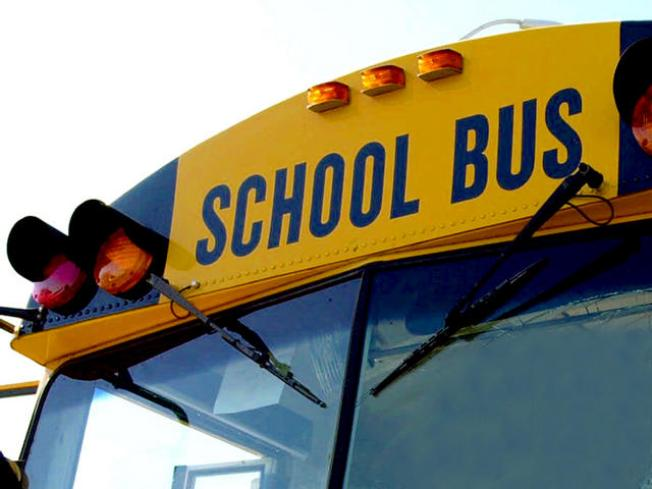 Vandals Deflate 32 School Bus Tires