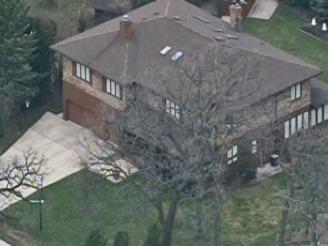 Feds Want Mobster's Oak Brook Home