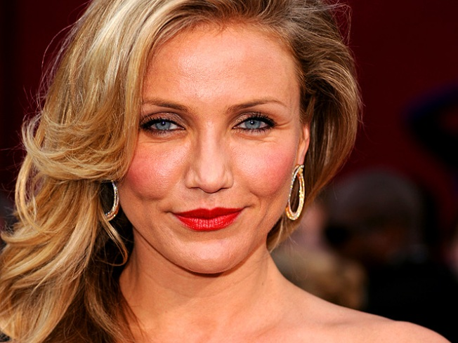 """Cameron Diaz's Fountain of Youth Secret: """"Lots of Sex!"""""""