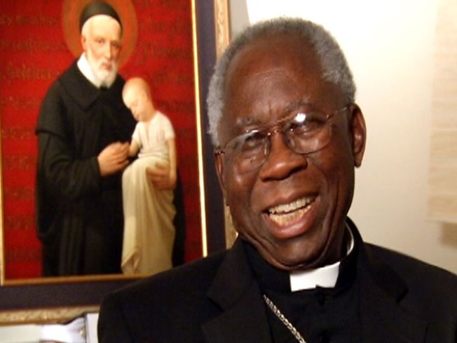 Nigerian Cardinal Dismisses Talk He Could Be Pope