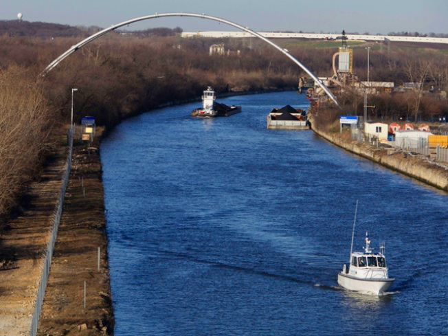 Michigan Sues to Stop the Fishes