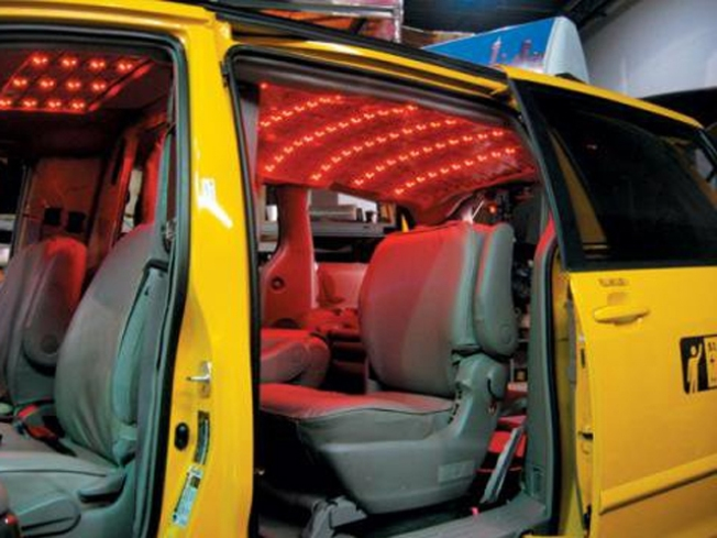 Chicago 'Cash Cab' in the Works