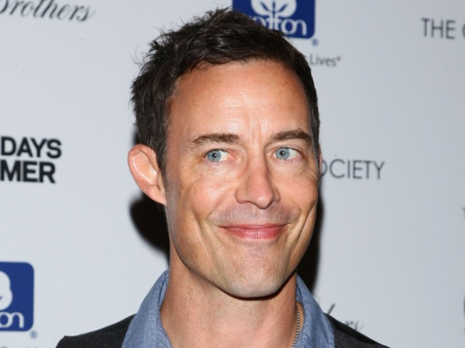 Tom Cavanagh Welcomes Baby Boy