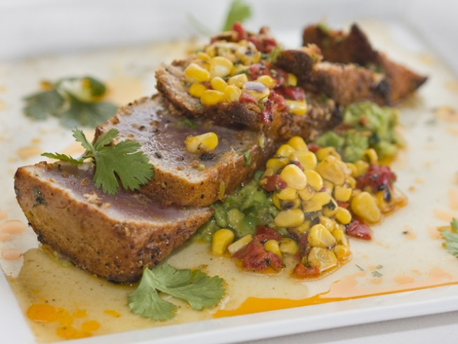 Bite Me: Center Cut Ahi Tuna