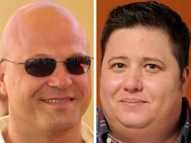 "Chaz Bono: ""I Want a Body Like Michael Chiklis"""