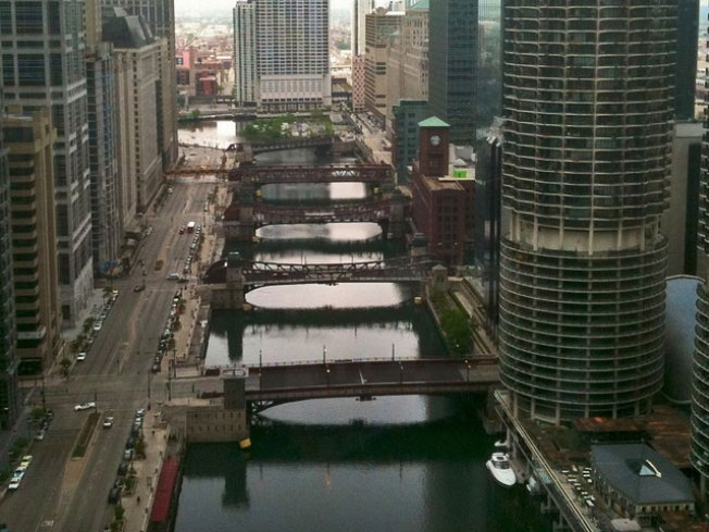 Chicago Movable Bridge Tours Begin