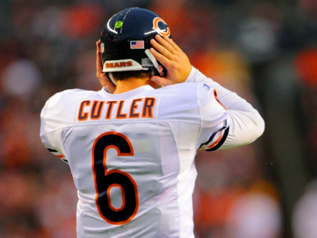 Cutler Has Second Best Selling Jersey in the NFL