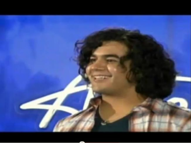 "Chris Medina Cut from ""Idol"""