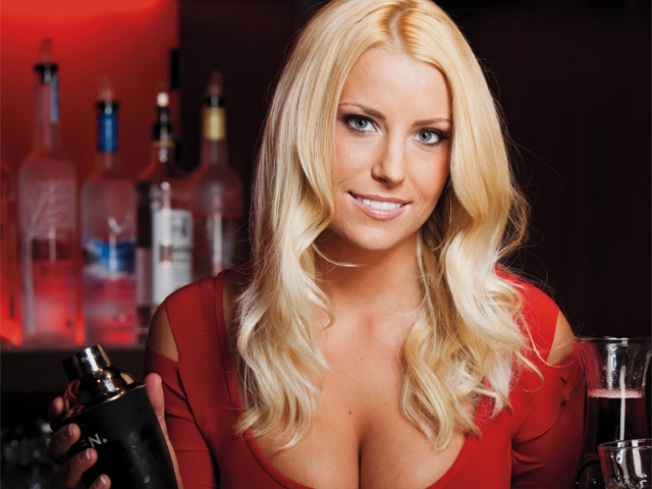 Chicago VIP Hostess Featured in Playboy