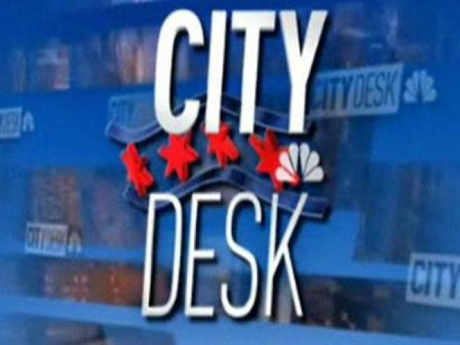 "Final ""City Desk"" Airs Sunday"